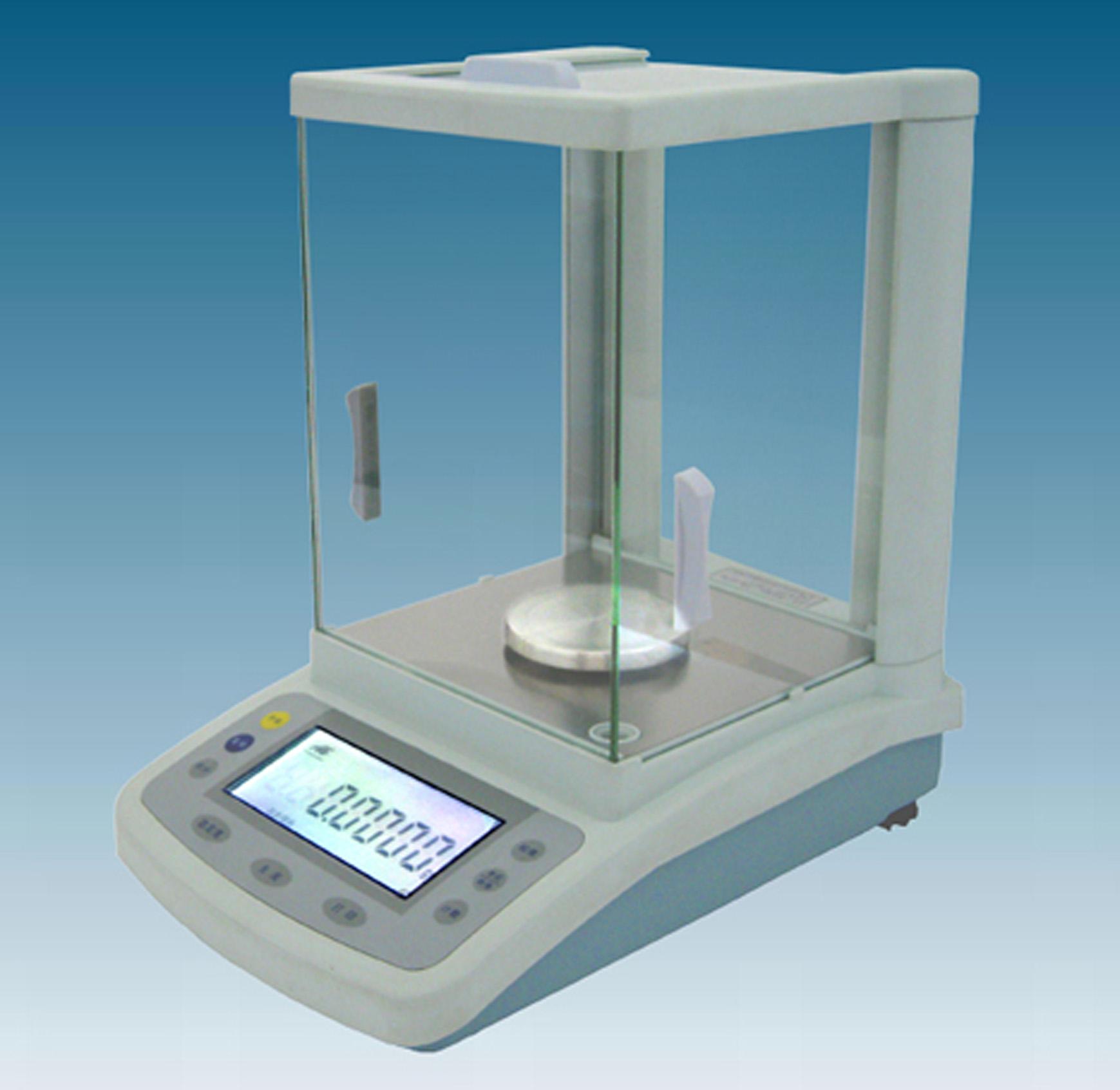 产品中心 宏衡电子秤 电子天平 fa—ja系列电子天平.